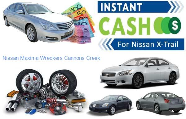 Nissan Maxima Wreckers Cannons Creek